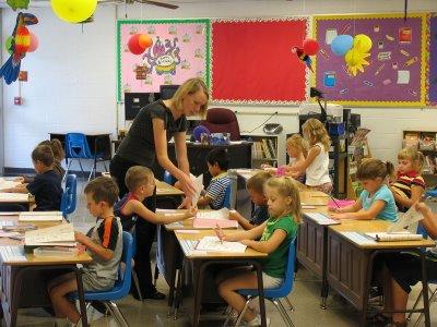 Katie's class